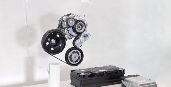 Golf 8: Neue Hybrid-Technologie wird für den Antrieb genutzt
