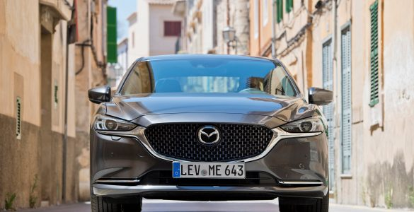 Mazda 6 Facelift: Weniger Schadstoffe und mehr Komfort