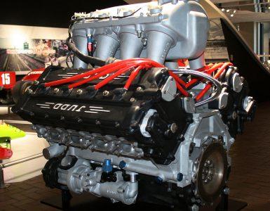 Judd Motor von 1989