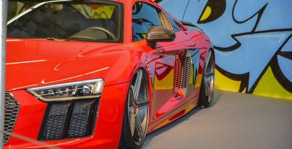 Sportwagen Bilder und Highlights auf der Essen Motor Show 2018
