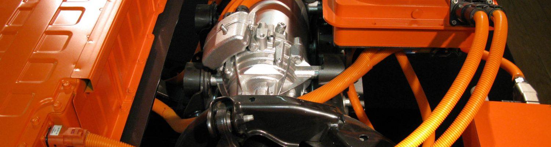 Volvo V60 Hybrid Motor