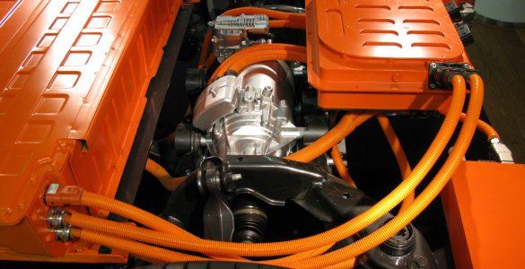 Wie funktioniert ein Hybridmotor?