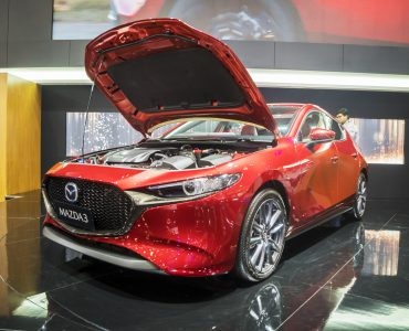 Mazda 3 mit Skyactiv-X Technologie