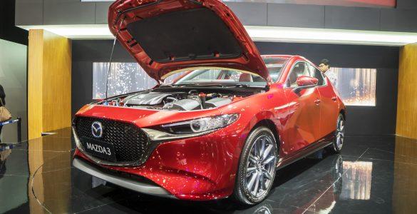 Skyactiv-X: Der neue verbrauchsarme Benzinmotor von Mazda